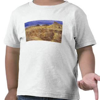 California Death Valley NP visión desde Zabriski Camisetas