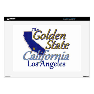 "CALIFORNIA DECAL FOR 15"" LAPTOP"