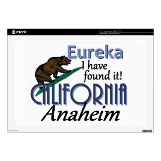 CALIFORNIA DECAL FOR LAPTOP