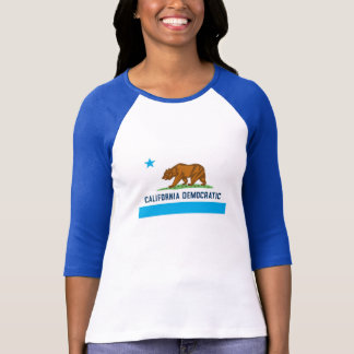 California Democratic T-Shirt