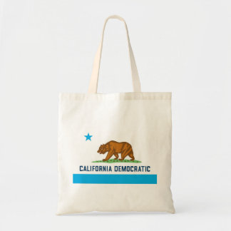 California Democratic Tote Bag