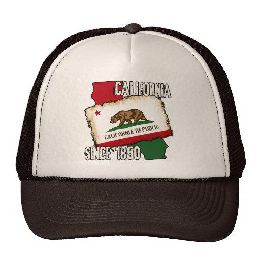 California, desde 1850 gorra