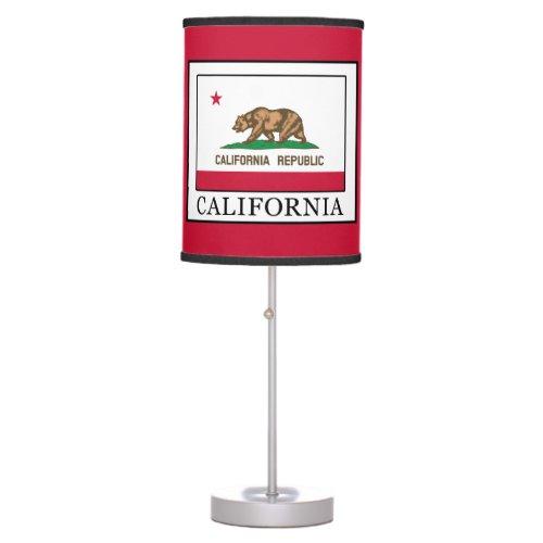 California Desk Lamp
