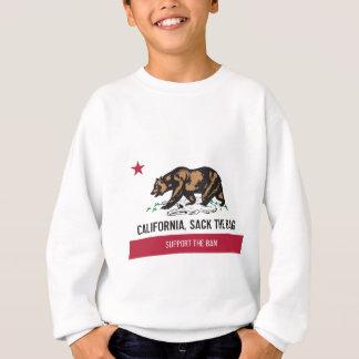 California, despide el bolso remera