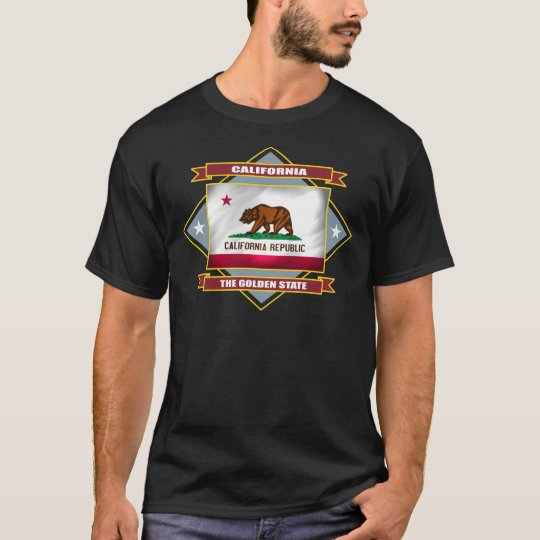California Diamond T-Shirt
