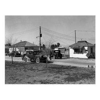 California Dreamin': 1939 Postal
