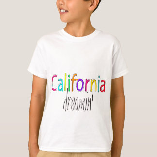 California Dreamin Camisas