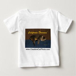 California Dreamin' CAt California Products Baby T-Shirt