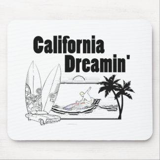 California Dreamin' Mouse Pad