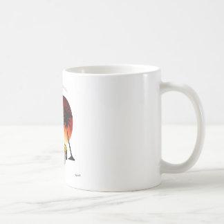 California Dreamin Classic White Coffee Mug