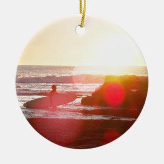 California Dreamin Ornaments