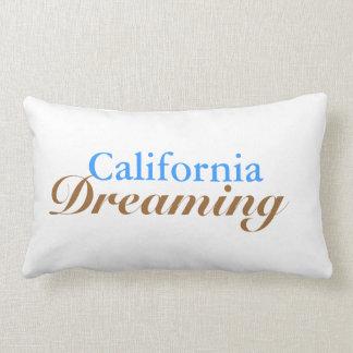 California Dreamin Pillow