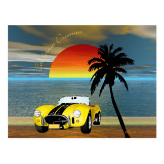 California Dreamin Postcard