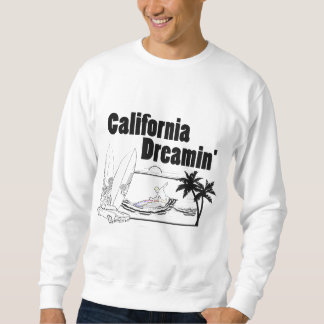 California Dreamin' Pullover Sweatshirt