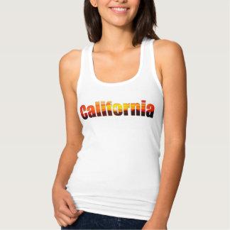 California Dreamin' Racerback Tank Top