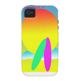 California Dreaming iPhone 4 Cover
