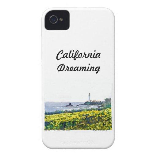 California Dreaming Case iPhone 4 Case-Mate Case