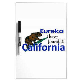 CALIFORNIA Dry-Erase BOARD