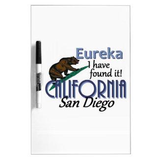 CALIFORNIA DRY ERASE WHITEBOARDS