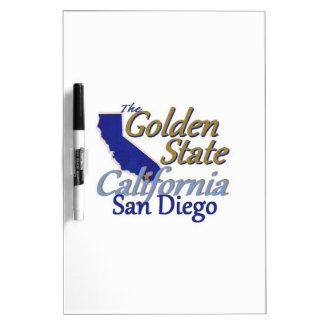CALIFORNIA Dry-Erase WHITEBOARDS