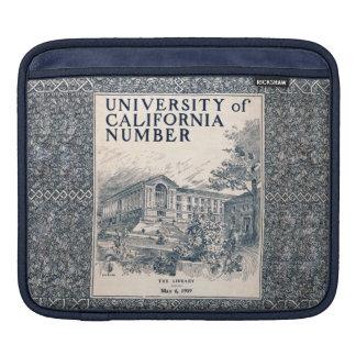 California Education Student School Sleeve For iPads
