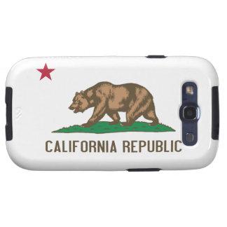 California - el Golden State Galaxy SIII Protectores