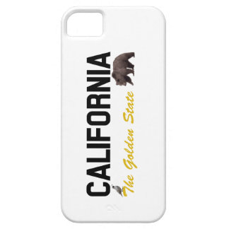 California - el Golden State Funda Para iPhone SE/5/5s