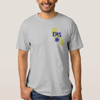 California EMS SHIRT - Racing the Reaper ONE