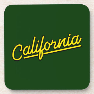 California en amarillo