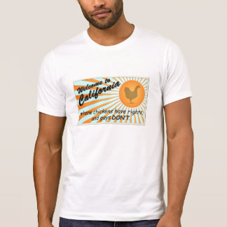 California Equal Rights Destroyed Shirt