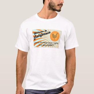 California Equal Rights Micro-Fiber Singlet T-Shirt