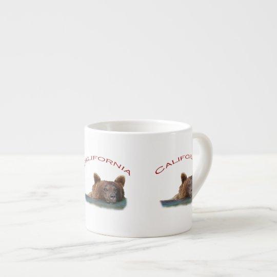 California Espresso Cup
