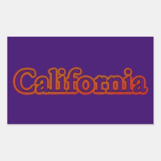 California Etiqueta