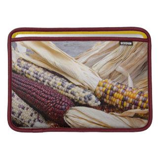 California. Fall Harvest Colorful Indian Corn MacBook Air Sleeve