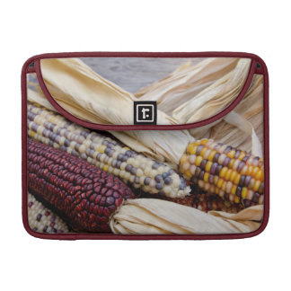California. Fall Harvest Colorful Indian Corn Sleeves For MacBooks