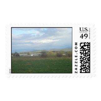 California Farmland U.S. Postage
