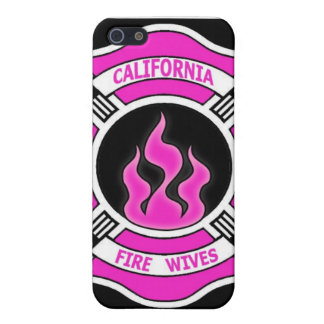 California Fire Wives iPhone 5 case