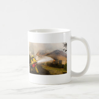 CALIFORNIA FIRES COFFEE MUG