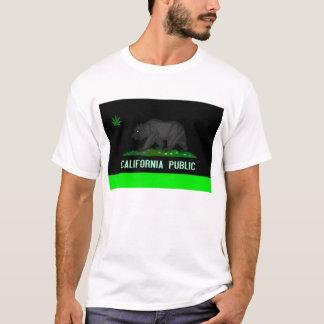 California Flag Altered T-Shirt