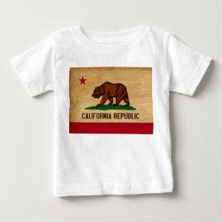 California Flag Baby T-Shirt