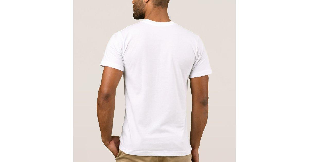 California Flag Basic American Apparel T Shirt Zazzle