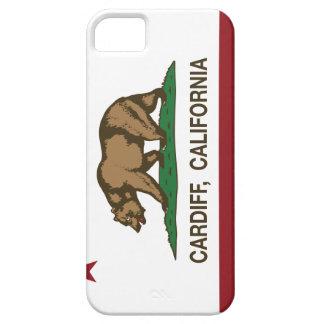 California flag cardiff Flag iPhone 5 Case