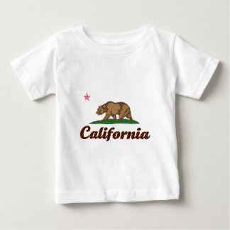 California Flag Checkered-Out Infant T-shirt