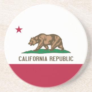 California Flag Coaster