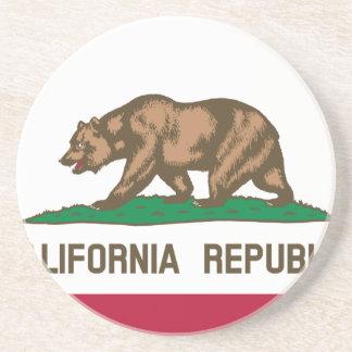 California Flag Coasters