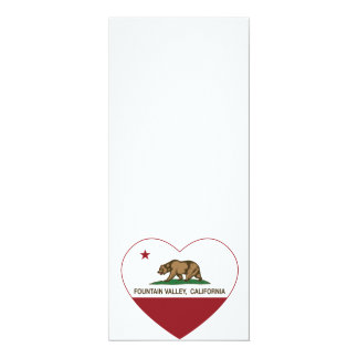 california flag fountain valley heart card