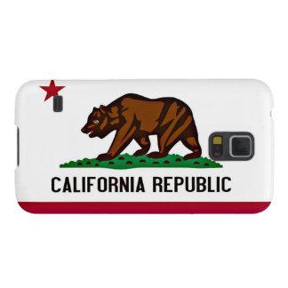 California Flag Galaxy S5 Cover