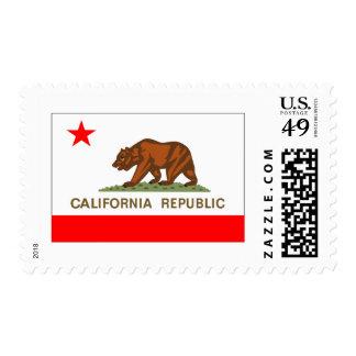 California FLAG International Postage