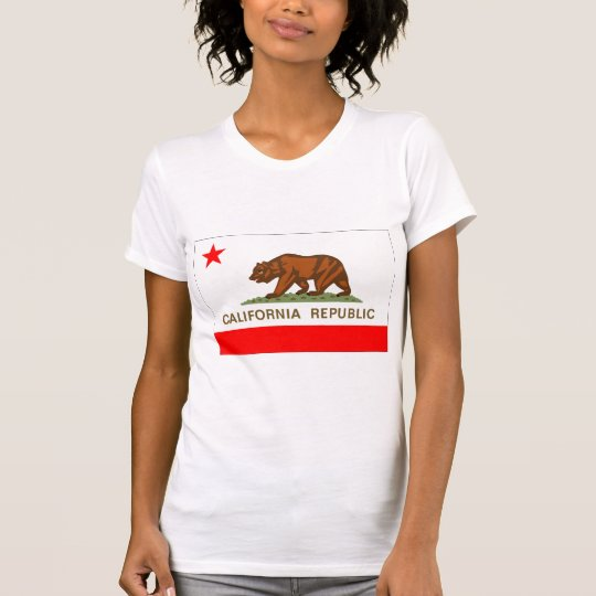 California FLAG International T-Shirt