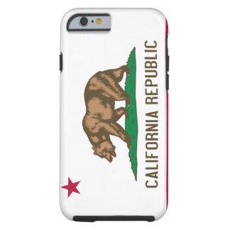 California Flag iPhone 6 case